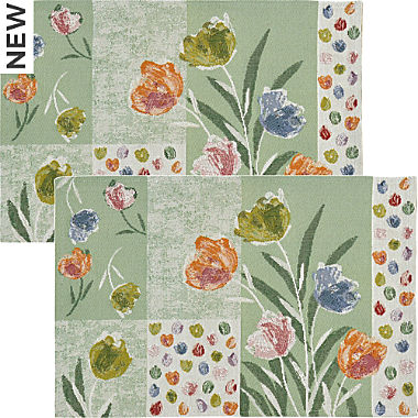 Sander gobelin tapestry table mat 2-pack