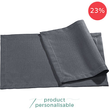 Pack of 2 Erwin Müller stain-resistant table mats Krefeld