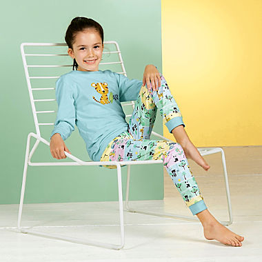 Erwin Müller single jersey children´s pyjamas