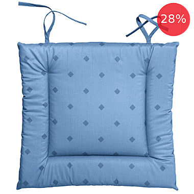 Erwin Müller chair cushion
