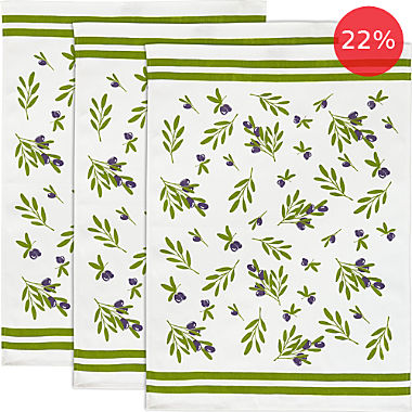 Erwin Müller 3-pack tea towels