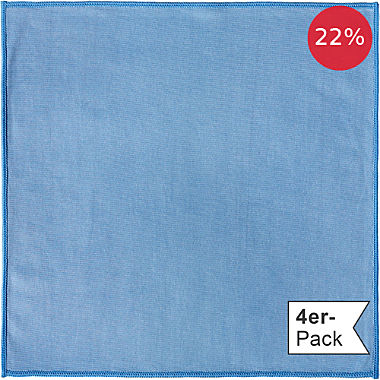 Erwin Müller microfiber cloth 4 pack