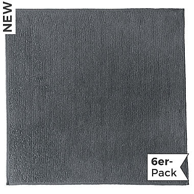 Erwin Müller microfiber cloth 6 pack