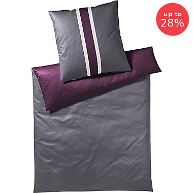 Joop! Egyptian cotton sateen cuddly cushion cover