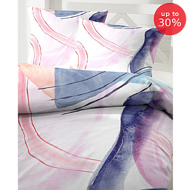 Primera Egyptian cotton sateen duvet cover set