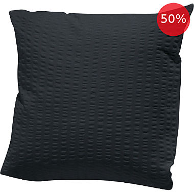 Erwin Müller seersucker cushion cover