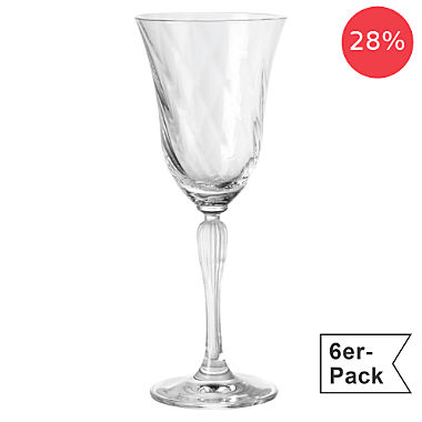 Leonardo white wine glass