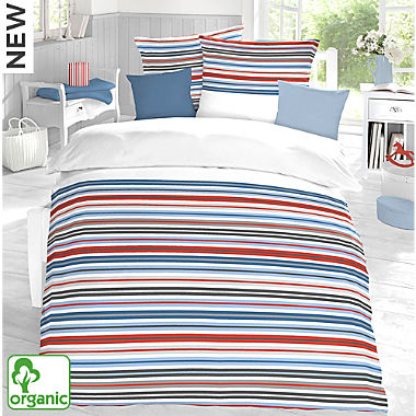 Schlafgut single jersey duvet cover set