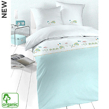 Schlafgut single jersey kids duvet cover set