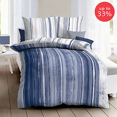 Kaeppel seersucker duvet cover set