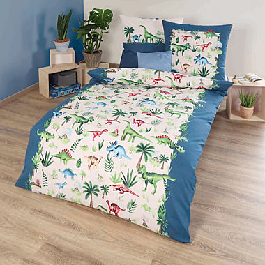 Kaeppel cotton flannel kids duvet cover set