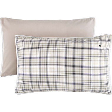 Tommy Hilfiger percale additional pillowcase