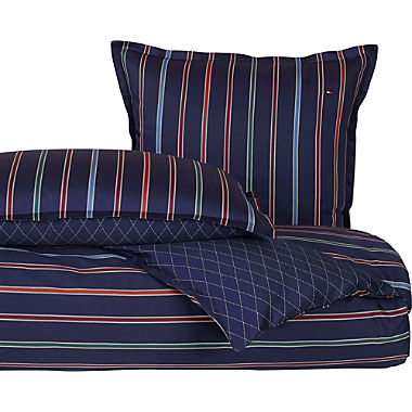 Tommy Hilfiger satin reversible bed linen
