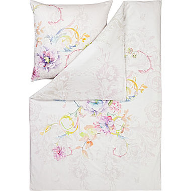 Estella Egyptian cotton sateen reversible bed linen