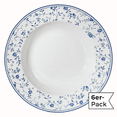 Erwin Müller 6-pack soup plates