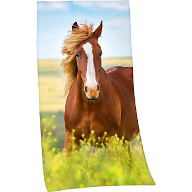 Herding beach towel