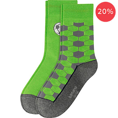 Camano 2-pack children's socks