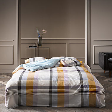 Essenza percale reversible bed linen