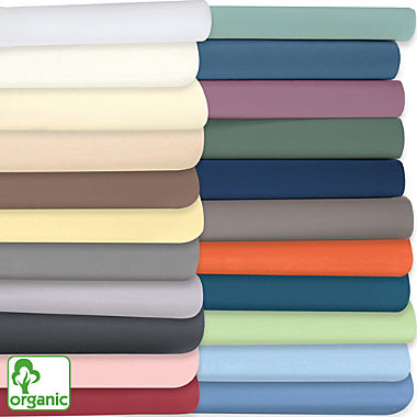 Erwin Müller organic fitted sheet