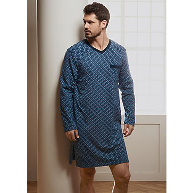 Schiesser single jersey men´s nightshirt