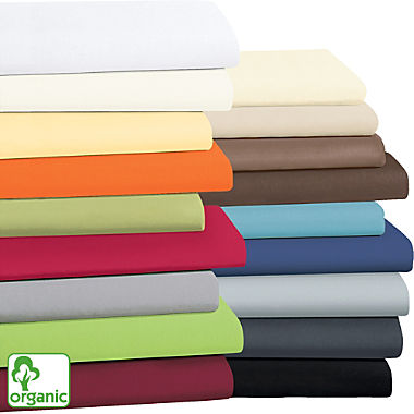 Erwin Müller organic fitted sheets