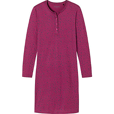 Schiesser single jersey women's nightdress