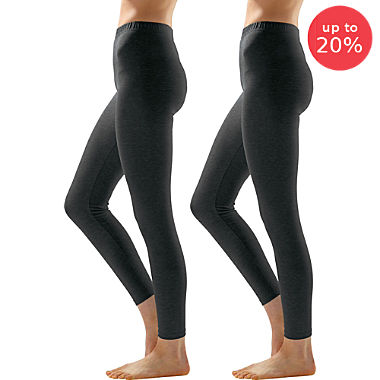 Pack of 2 Erwin Müller leggings