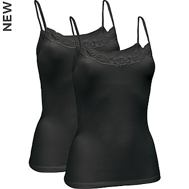 Erwin Müller 2-pack camisoles