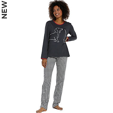 rebelle single jersey women´s pyjamas
