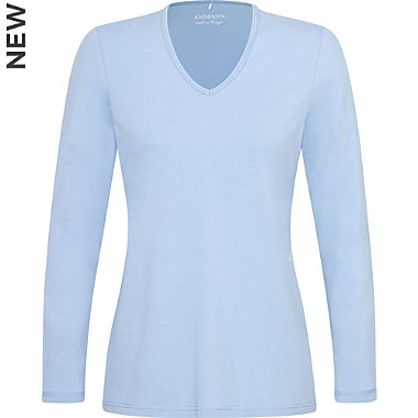 Ammann single jersey women's long sleeve top