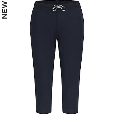 Ammann single jersey women's Capri pants