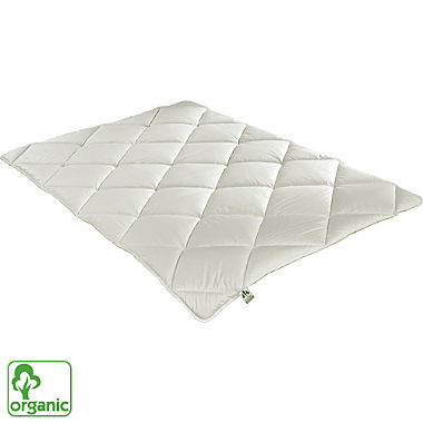 Irisette Greenline quilted duvet