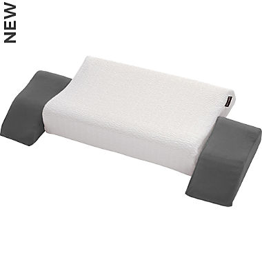 Centa-star protective cover for side pillow