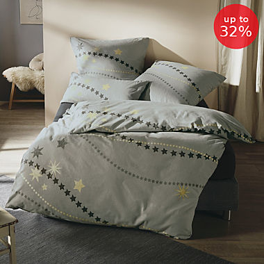 REDBEST cotton flannelette duvet cover set