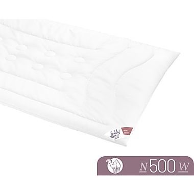 Schlafstil duo quilted duvet N500