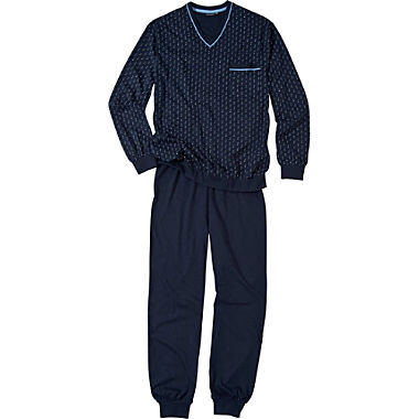 Götzburg single jersey men´s pyjamas