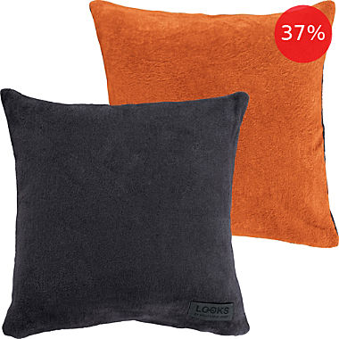 Looks by Wolfgang Joop reversible cushion cover