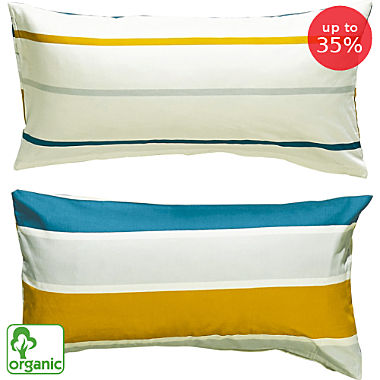 Erwin Müller Egyptian cotton sateen organic cotton additional pillowcase