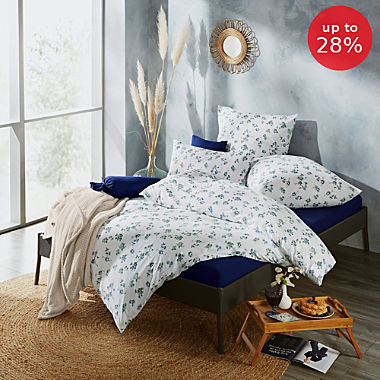 Erwin Müller single jersey duvet cover set