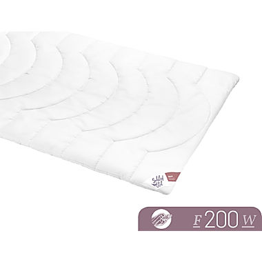Schlafstil duo - quilted bed F200