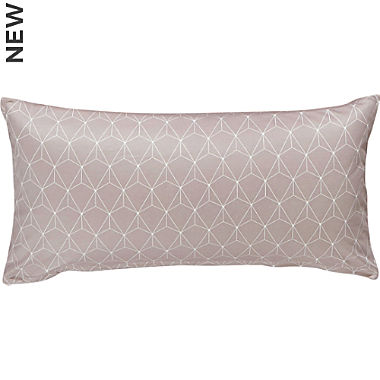 Estella Egyptian cotton interlock jersey pillowcase