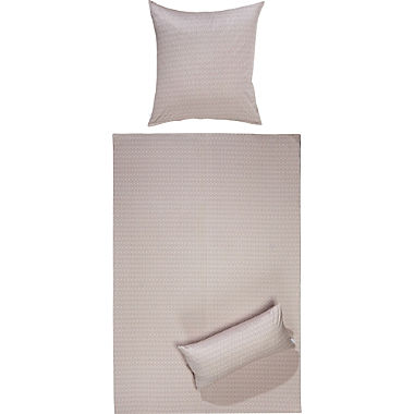 Estella Egyptian cotton interlock jersey duvet cover
