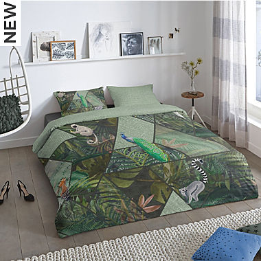 Good Morning renforcé reversible bed linen