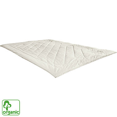 Erwin Müller organic duo quilted bed
