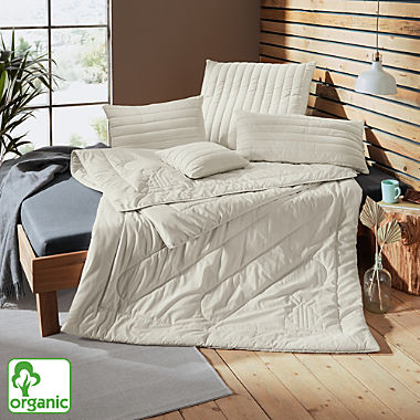 Erwin Müller organic duo light quilt