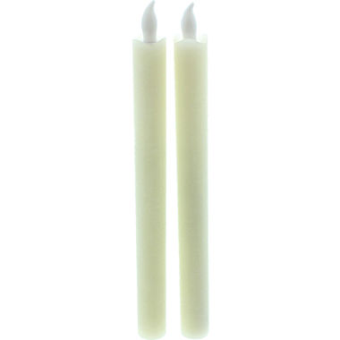 LED stick candle 2 pack