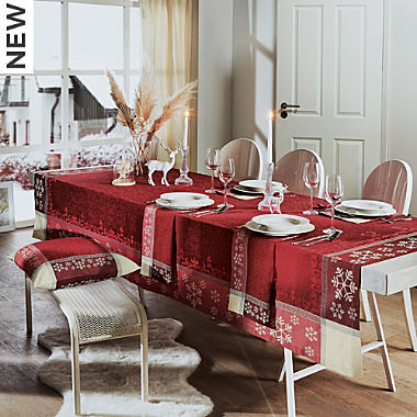 Erwin Müller cotton tablecloth