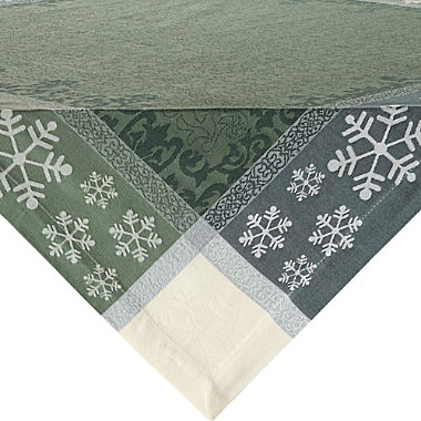 Erwin Müller cotton square tablecloth