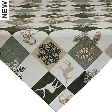Sander  square tablecloth