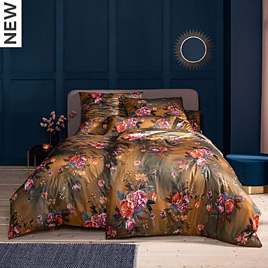 Estella Egyptian cotton sateen bed linen
